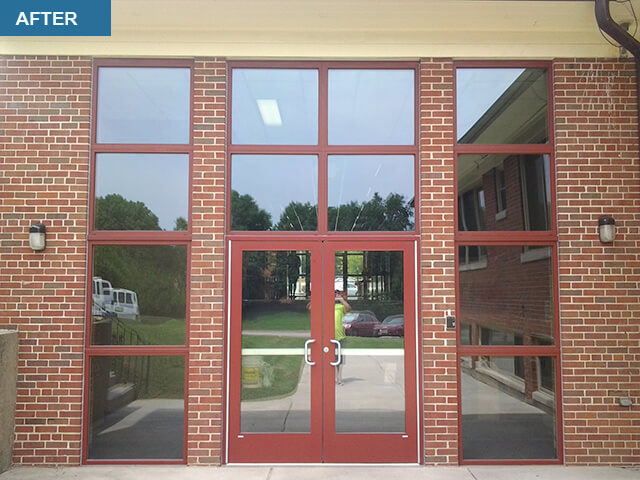 Commercial Windows After