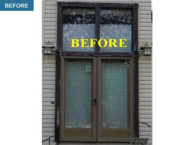 Before Window & Door