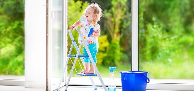 How To Thoroughly Clean Windows Penny Window